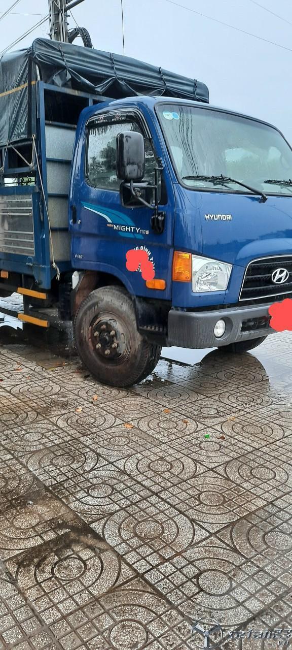 Bán Hyundai Newmighty 110S đời 2018 thùng mui bạt