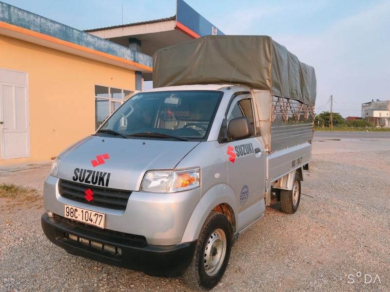 Cần bán xe Suzuki carry đời 2015 thùng mui bạt đã qua sử dụng giá hơp lý