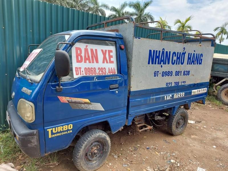 Bán xe Chiến thắng đời 2011 thùng mui bạt