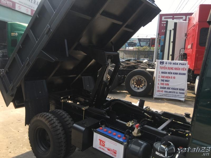 Xe Ben TMT tải 990kg/ Thùng 1 khối/ trả trước 80tr
