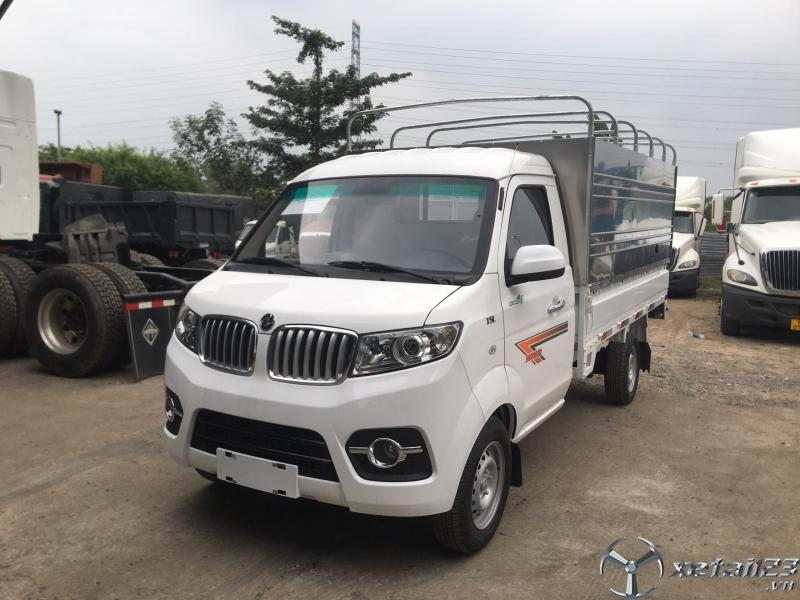 Xe tải Dongben T30 tải 990kg/ Thùng dài 2m9/ Trả trước 50tr