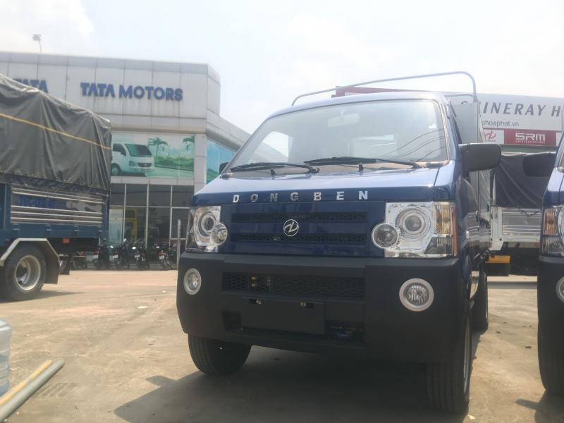 Xe Tải Dongben tải 870kg, trả trước 50tr nhận xe ngay