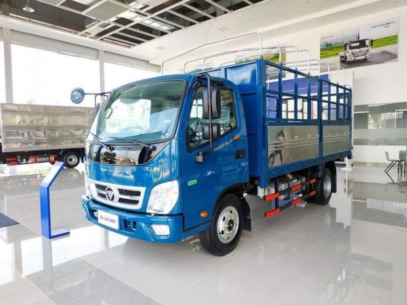 Giá Xe Ollin 350 3,5 tấn tại Thaco Quảng Nam