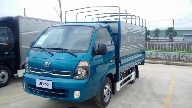 Xe Kia k200, k250 tải trọng 1,4 tấn, 2,4 tấn Thaco Quảng Nam