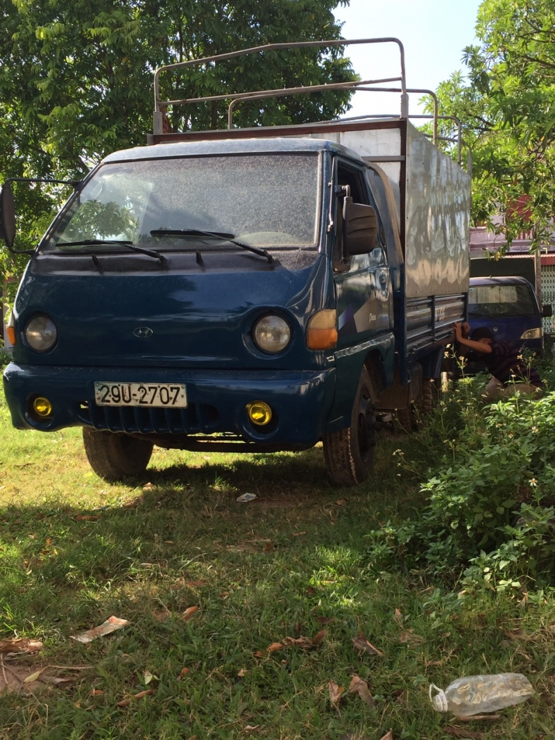 Cần bán xe tải Huyndai PORTER  xetư nhân