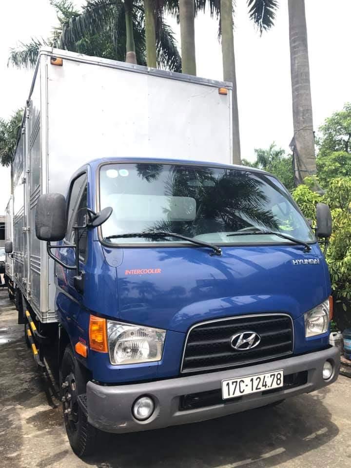 Bán xe Hyundai đời cuối sản xuất năm 2014 phiên bản thùng kín.Xe đẹp , sẵn giao ngay
