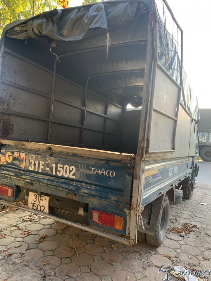 Thanh lý gấp xe Kia K3000S đời 2010 thùng mui bạt giá 180 triệu