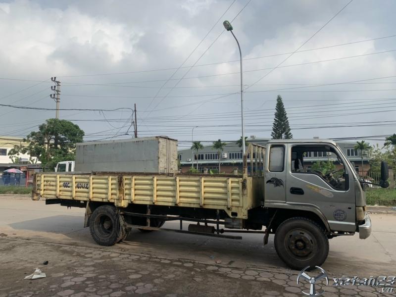 Xe tải Vinaxuki 3,5 tấn đời 2008 cần bán với giá 67 triệu