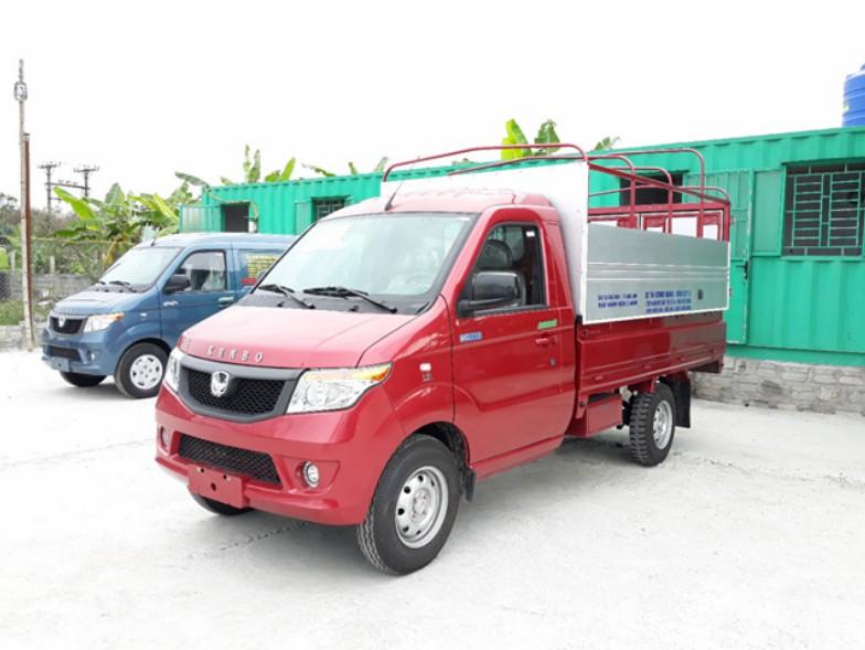 Mua bán xe Kenbo thùng lửng 1 tấn giá hợp lý