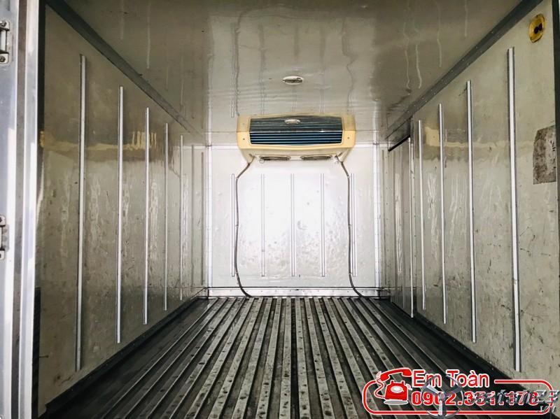 Cần bán nhanh xe tải đông lạnh hyndai 1 tấn đời 2009 cũ giá thương lượng