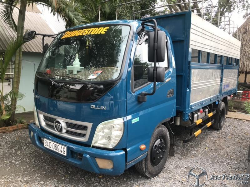 Cần bán xe tải cũ 2T2 Foton đời 2018 giá rẻ