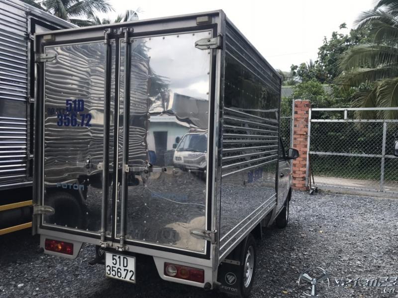 Cần bán xe tải cũ Foton 830kg đời 2018 đã qua sử dụng