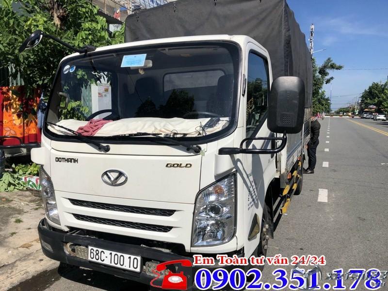 Cần bán xe tải IZ65 3.5 tấn đời 2018 cũ đã qua sử dụng giá tốt