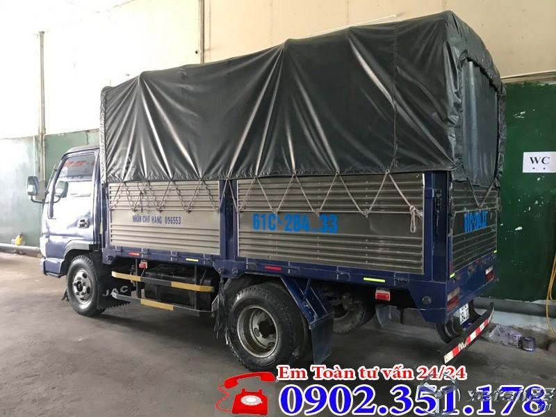 Cần bán xe tải jac 2t4 đời 2017 ga cơ cũ đã qua sử dụng giá rẻ