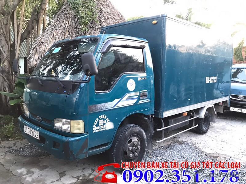 Cần bán xe tải Kia K3000s đời 2009 cũ giá tốt