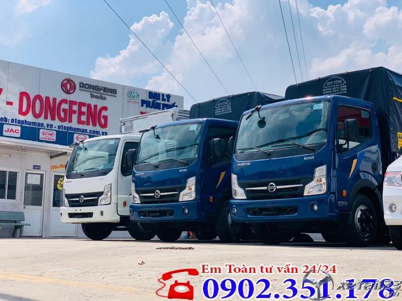 Đại lý xe tải Nissan 1.9 tấn