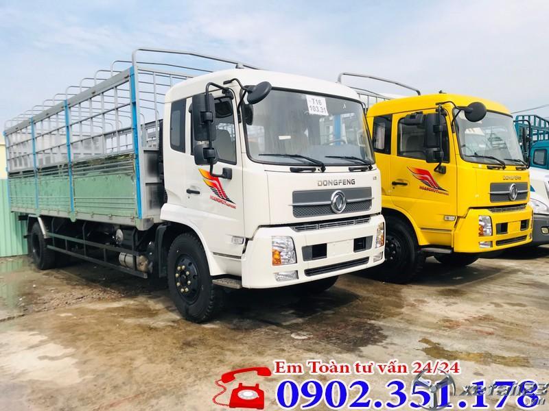Giá xe tải Dongfeng 9 tấn