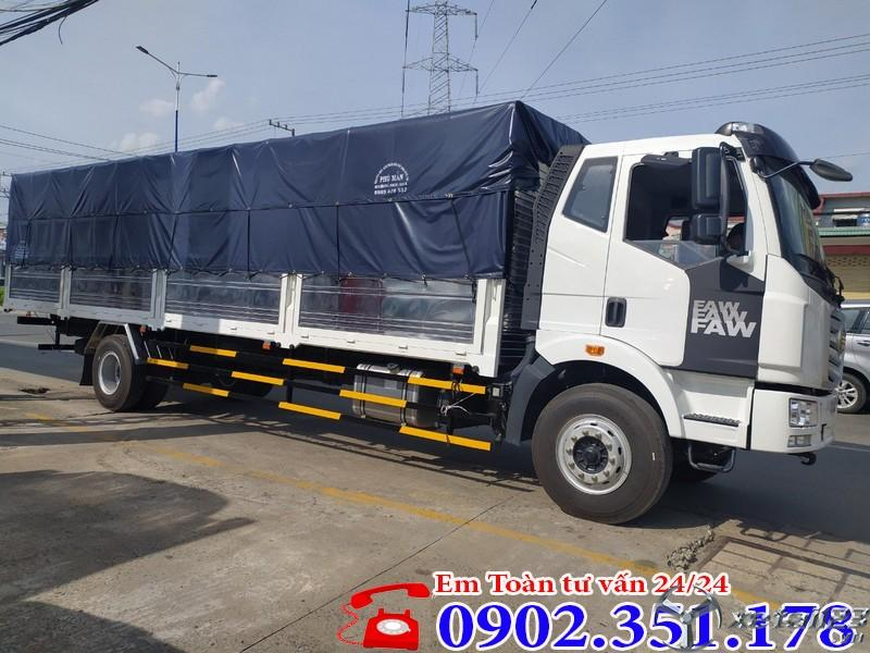 Giá xe tải faw 8 tấn