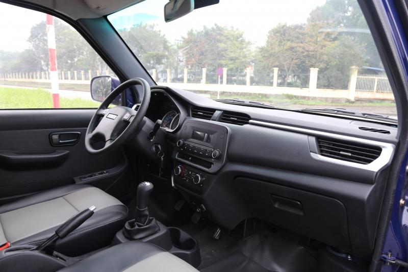 Mua xe tải Dongben SRM 930kg đời 2020 - Tặng ngay 5 triệu