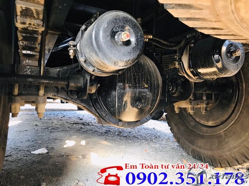 Xe tải 6.5 tấn ga cơ giá tốt - Số lượng có hạng