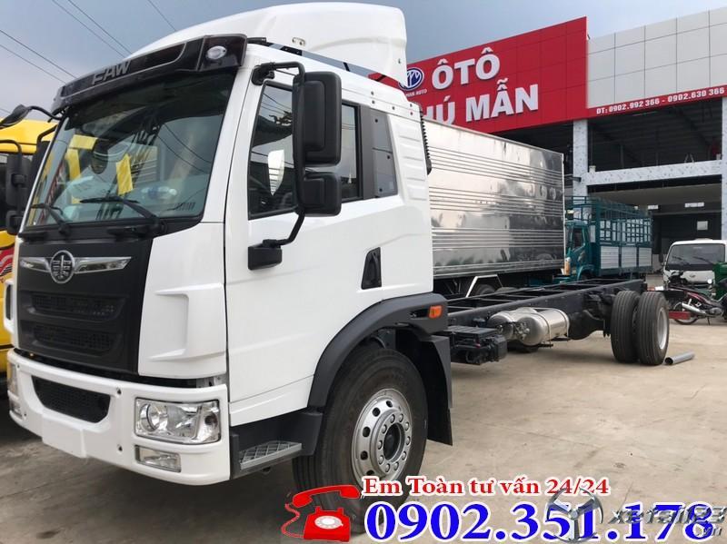 Xe tải 8 tấn thùng dài 8 mét