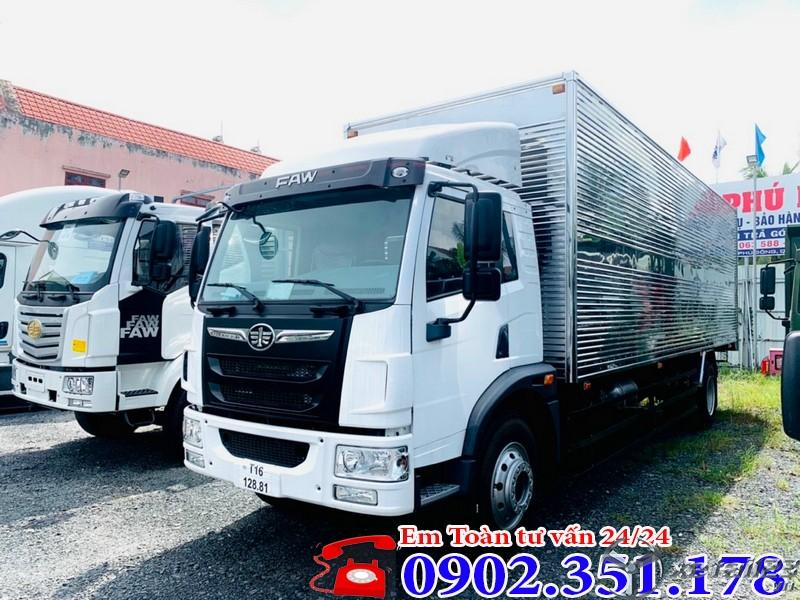 Xe tải 9 tấn thùng dài