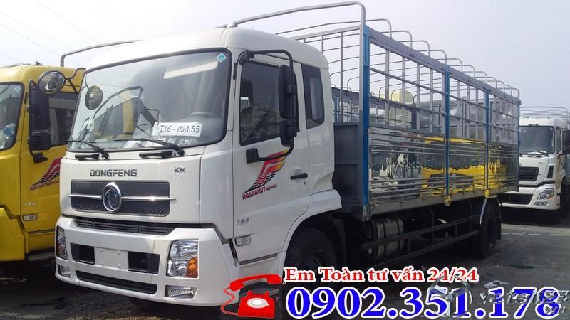 Xe tải 9 tấn thùng dài 7.5 mét - Xe tải 9 tấn Dongfeng giá tốt