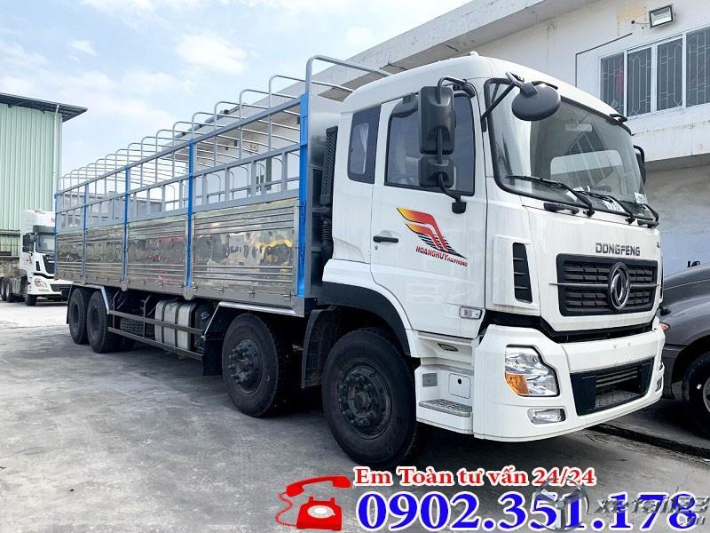Xe tải Dongfeng 4 chân