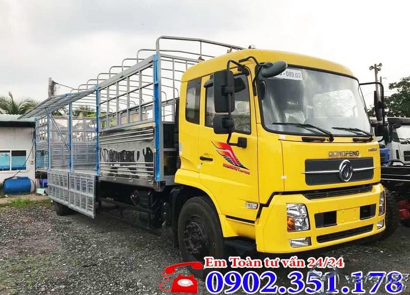 Xe tải Dongfeng 8 tấn - Chỉ 300 triệu trả trước
