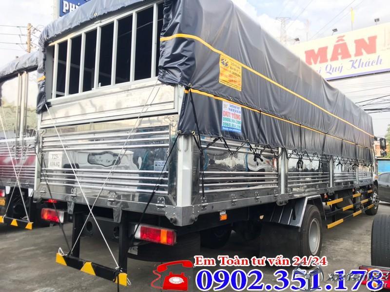 Xe tải Faw 8 tấn thùng dài đời 2020