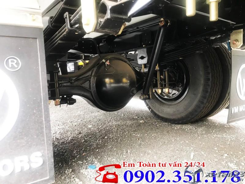 Xe tải isuzu 1t9 thùng kín - Chỉ 150 triệu trả trước có xe ngay
