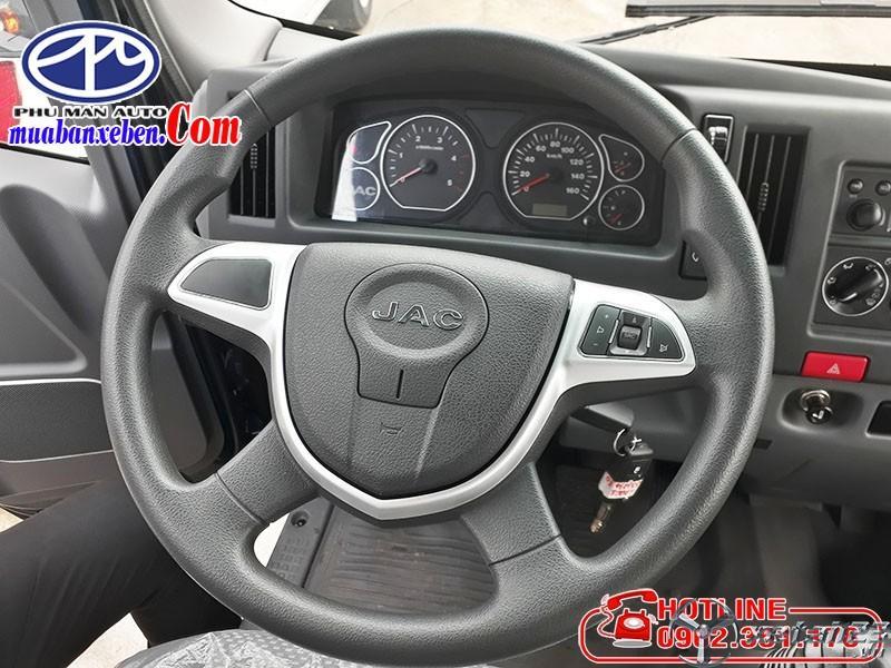Xe tải jac 1t9 N200 Động cơ isuzu Nhật Bản giá tốt