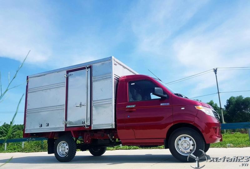 Xe tải Kenbo thùng kín dưới 1 tấn giá tốt