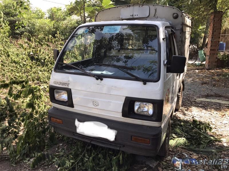 Xe tải Suzuki đời 2003 cũ đã qua sử dụng giá tốt