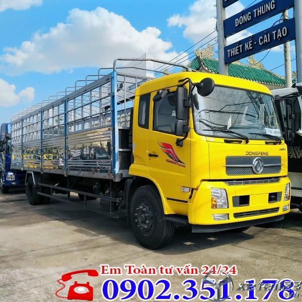Xe tải thùng dài giá rẻ - LH: 0902.351.178