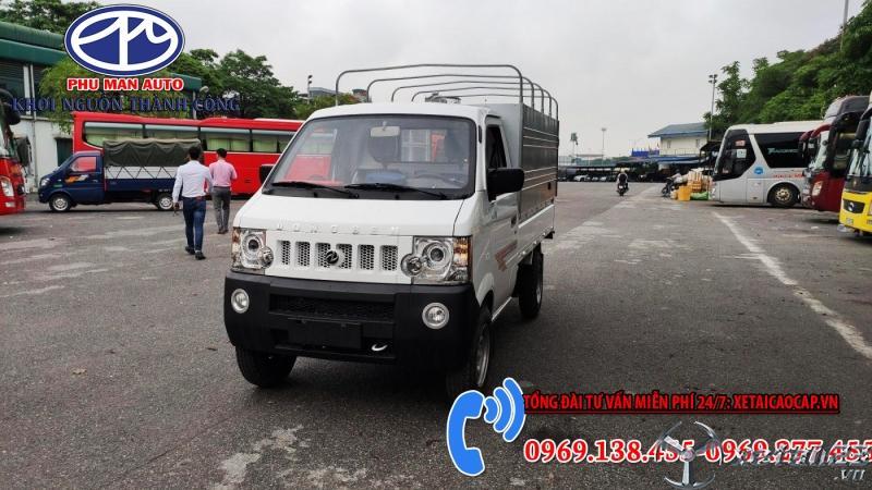 Giá Dongben 1021 - K9 - 990Kg Thùng Lửng Bạt Kín 2020