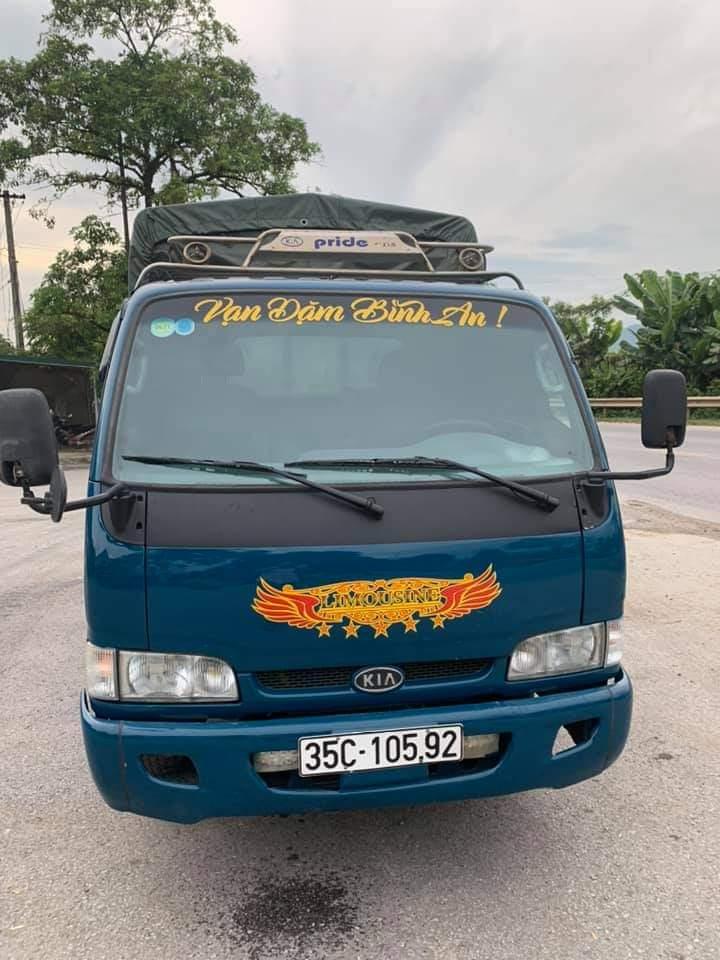 Bán xe Kia K3000S đời 2003 thùng mui bạt giá chỉ 230 triệu