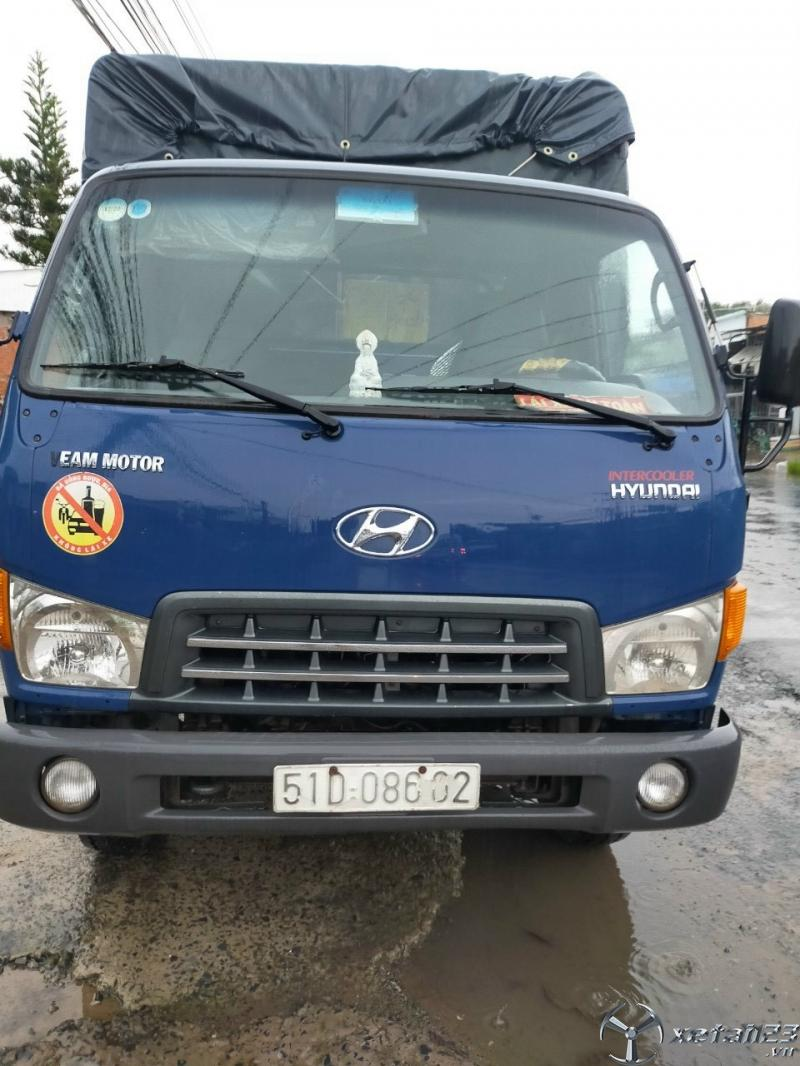 Bán Veam 8 tấn đời 2016 thùng mui bạt