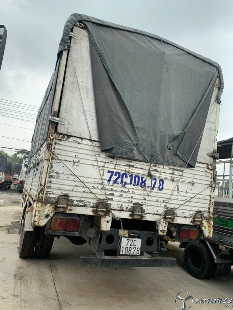 Xe Hino FG 8,1 tấn sx 2008 thùng mui bạt giá tốt nhất