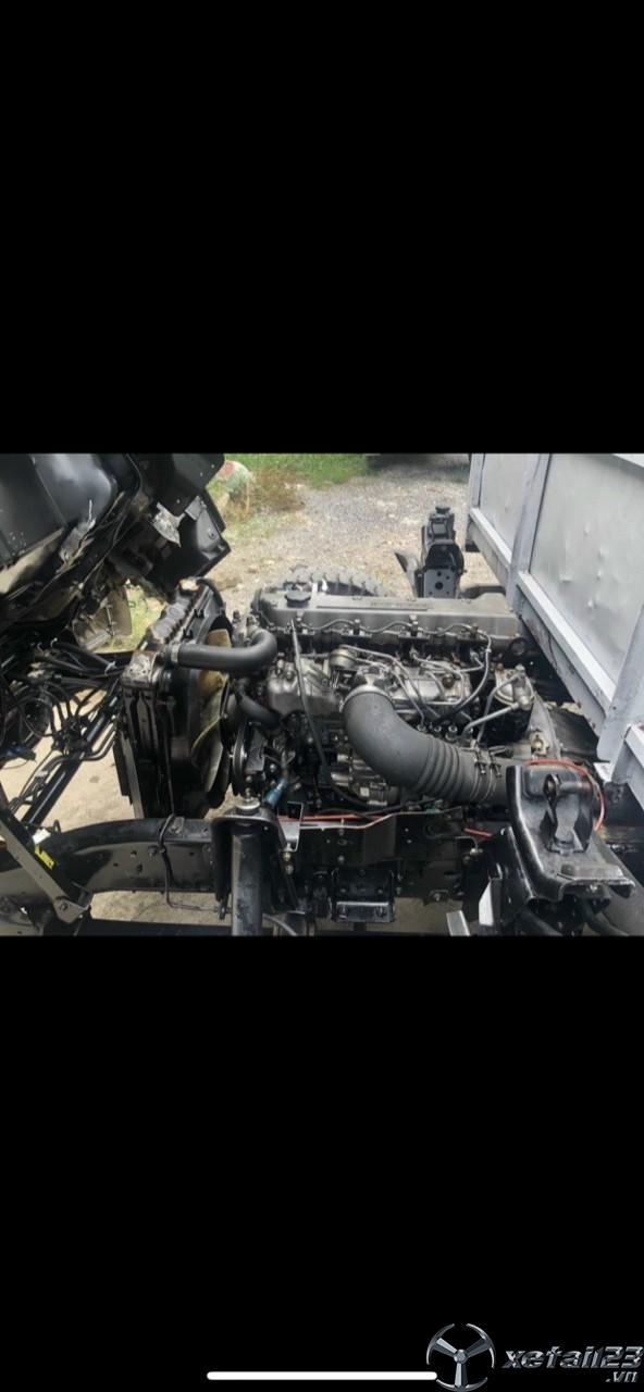 Rao bán xe Isuzu đời 2008 thùng mui bạt giá siêu rẻ chỉ 240 triệu