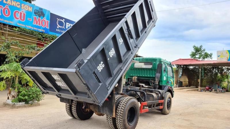 Bán xe tải cửu long 7t65 1 cầu sản xuất 2014