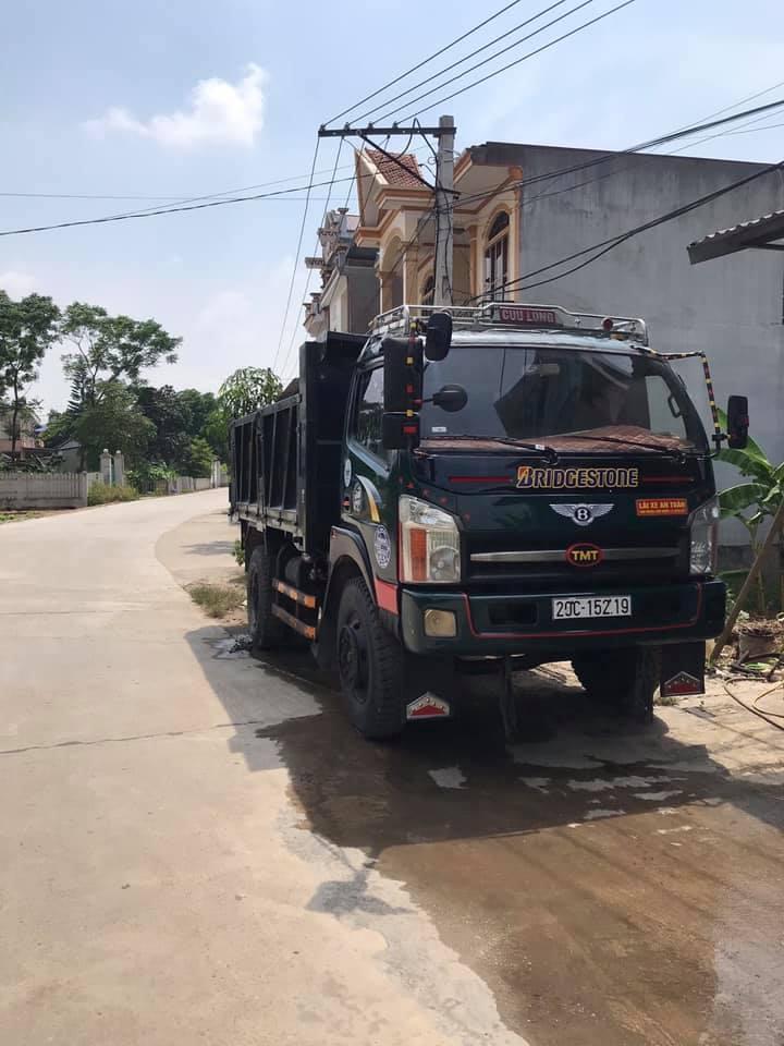 Cần Bán xe tải TMT 7t2 đời 2013