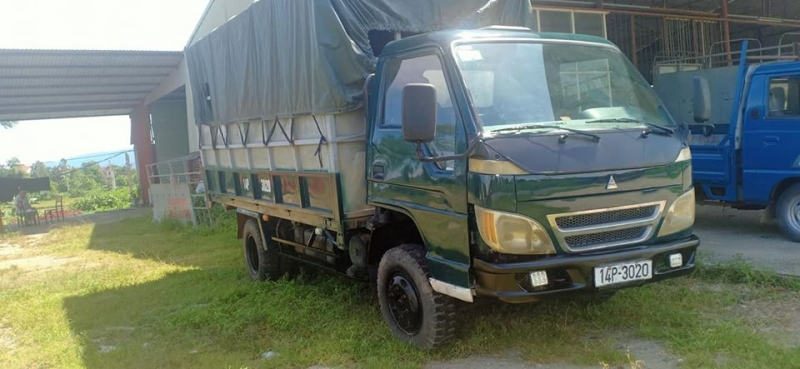 Giao Bán xe thaco truonghai 2t5 sản xuất 2009