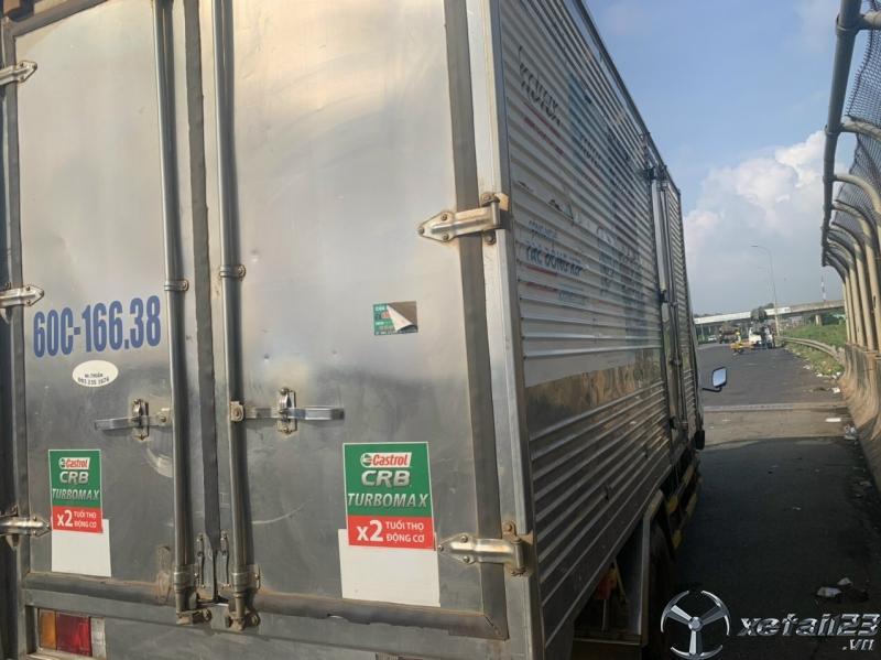 Rao bán xe Isuzu 1,9 tấn đời 2014 thùng kín giá tốt nhất