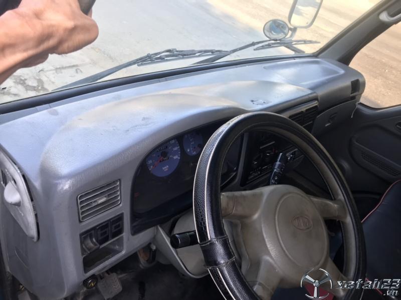Bán gấp xe Kia K2700II đời 2009 thùng kín giá 155 triệu