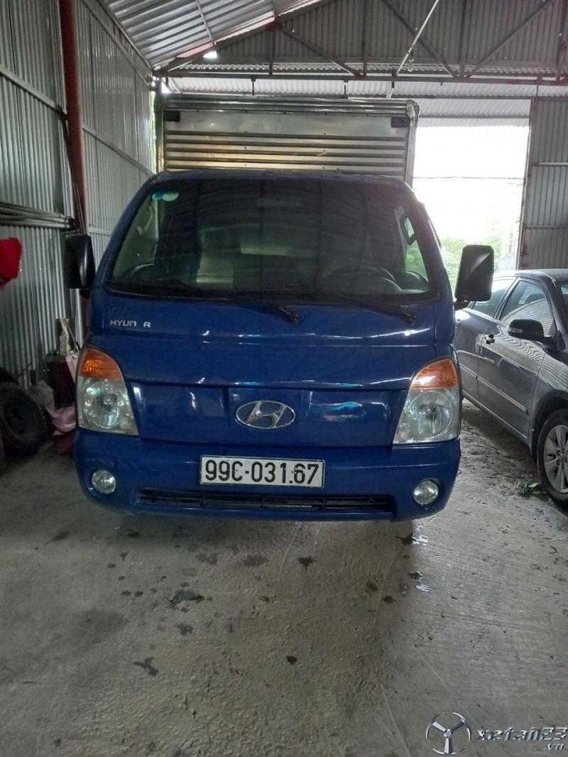 Bán Hyundai H100 đời 2011 phiên bản thùng kín giá công khai 230 triệu