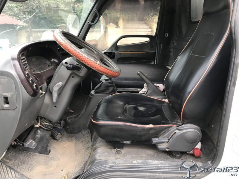Bán xe Hyundai HD72 đời 2010 thùng mui bạt giá siêu rẻ chỉ 365 triệu