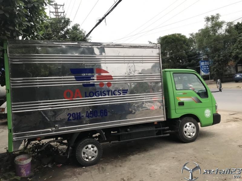 Bán xe Kia K190 đời 2016 thùng kín giá 245 triệu