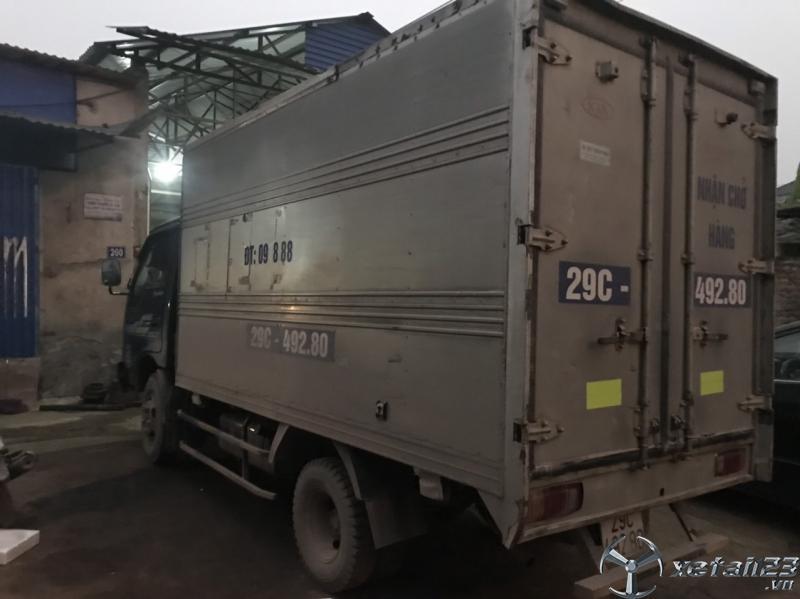 Bán xe Kia K3000S sản xuất năm 2010 thùng kín