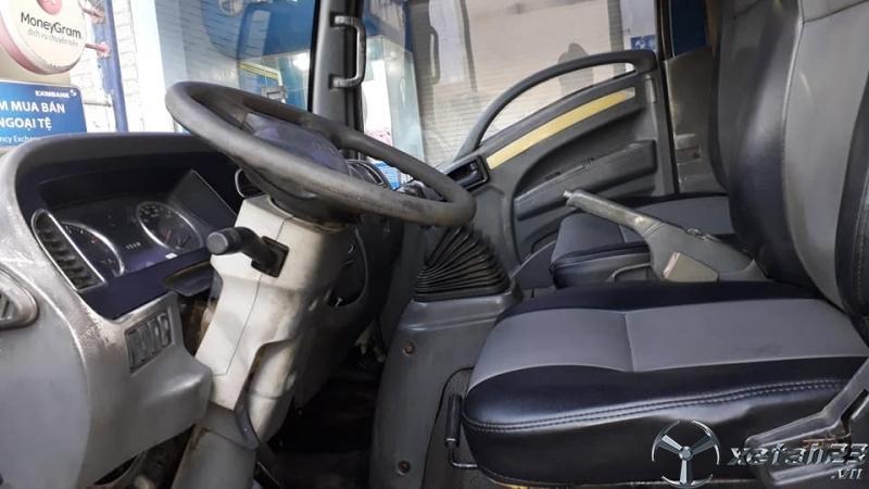 Cần bán Veam 1,5 tấn đời 2015 phiên bản thùng kín